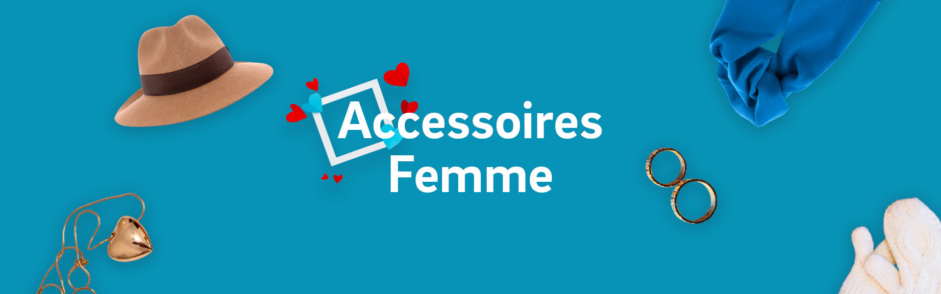 Femme - Broches